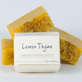 Lemon Thyme Handmade Soap