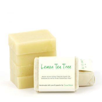 Lemon Tea Tree Mini Guest Soap (standard) 10