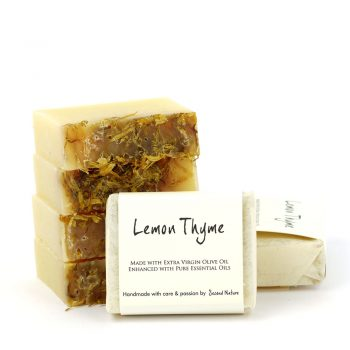 Lemon Thyme Mini Guest Soap (standard) 10