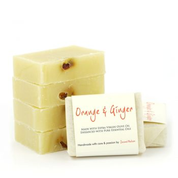Orange & Ginger Mini Guest Soap (standard) 10