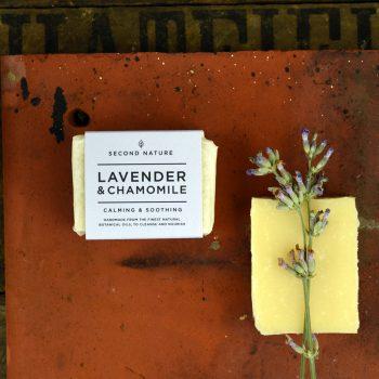 Mini Handmade Soap - Lavender & Chamomile