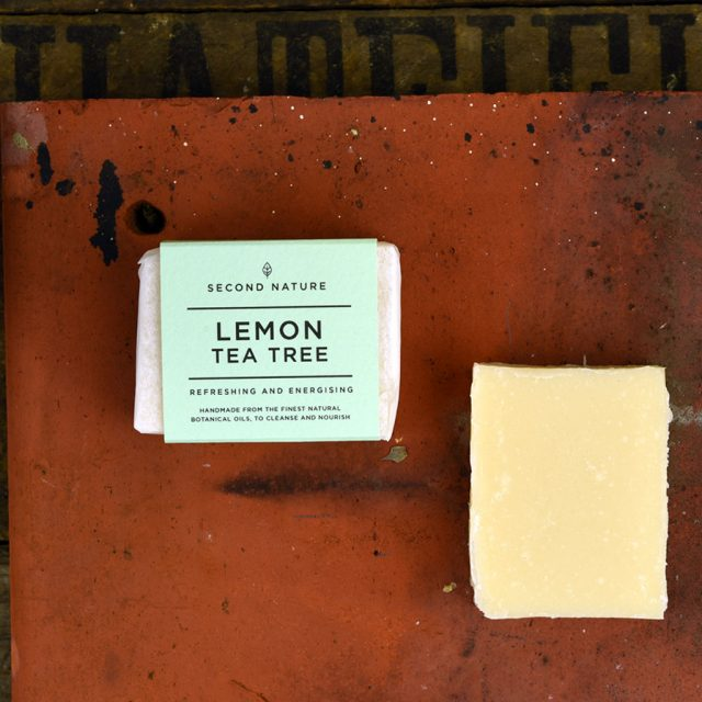 Mini Handmade Soap - Lemon Tea Tree