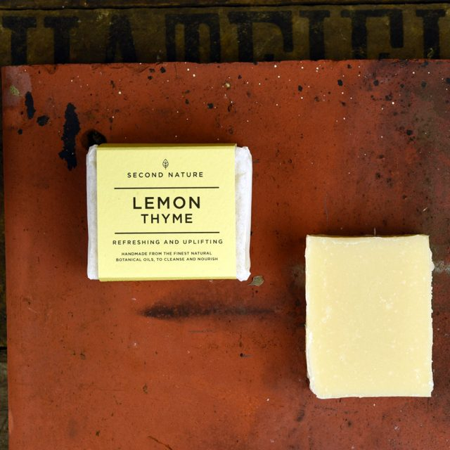 Mini Handmade Soap - Lemon Thyme
