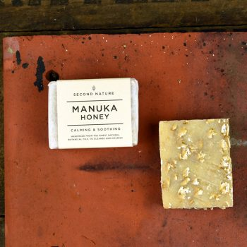 Mini Handmade Soap - Manuka Honey