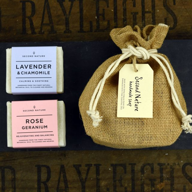 Gift Bag of Handmade Soaps