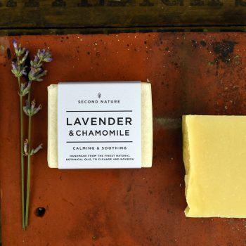 Handmade Soap - Lavender & Chamomile