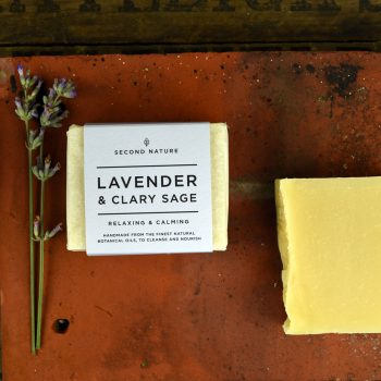 Handmade Soap - Lavender & Clary Sage