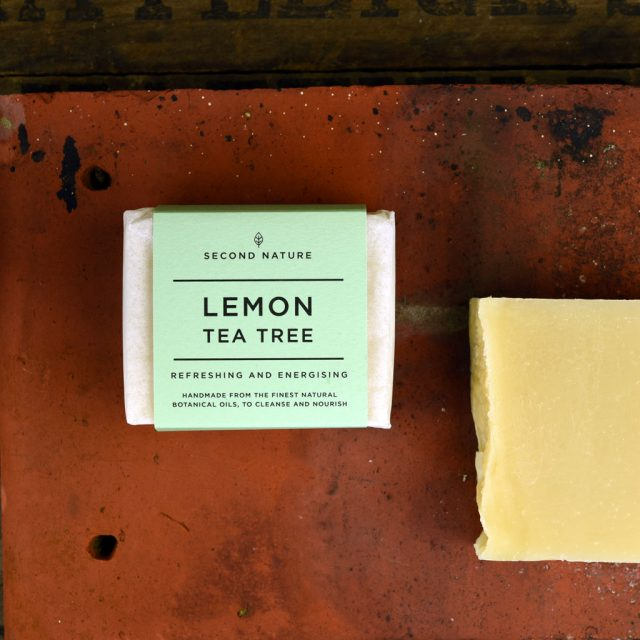 Handmade Soap - Lemon Tea Tree