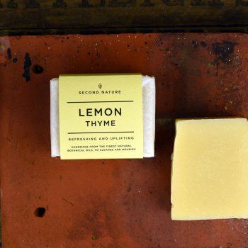 Handmade Soap - Lemon Thyme
