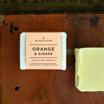 Handmade Soap - Orange and Ginger