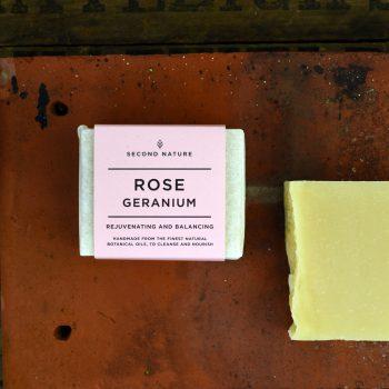 Handmade Soap - Rose Geranium