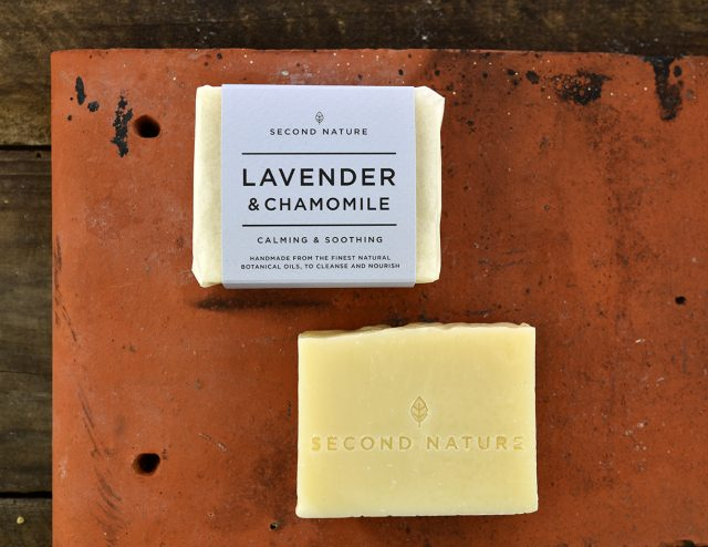 Lavender & Chamomile Handmade Soap