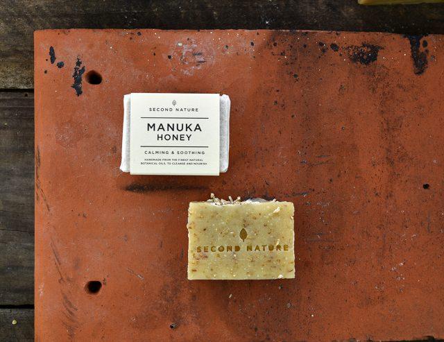 Manuka Honey Mini Handmade Guest Soap